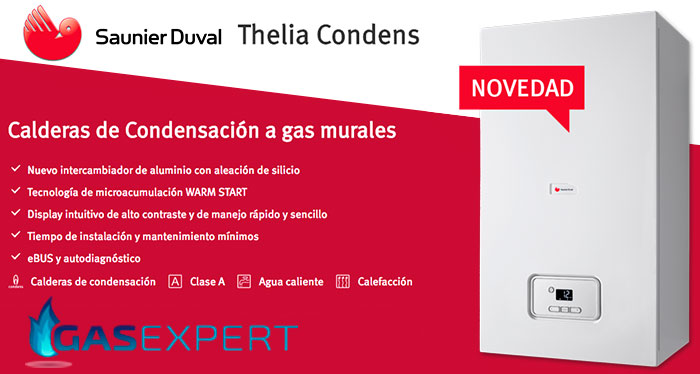 Caldera saunier duval thelia condens 25kw