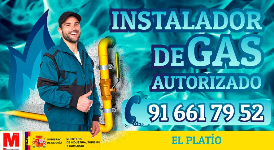 Instalador de Gas Natural en Villanueva del Pardillo