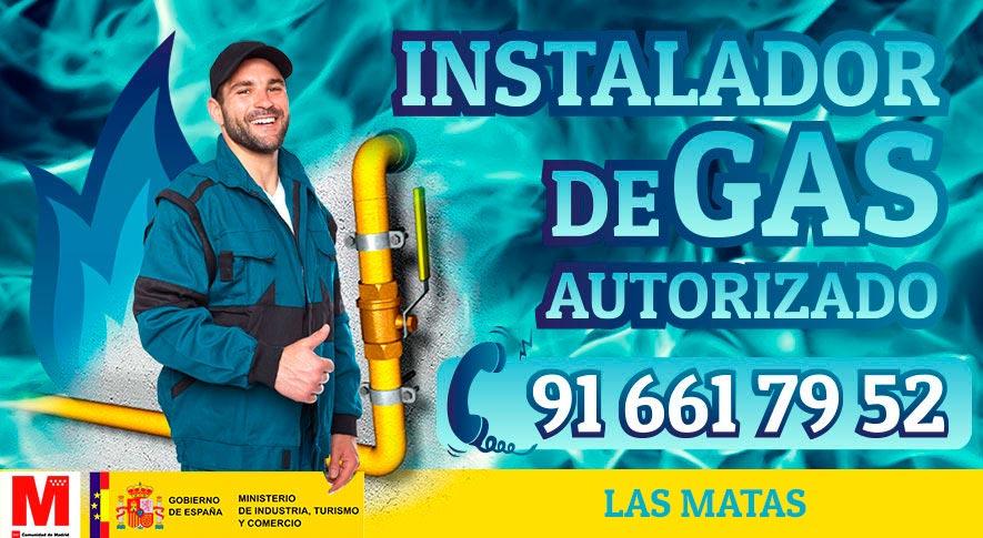 Instalador de Gas Natural en Las Matas
